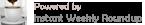 Instant Weekly Roundup - Free WordPress Plugin