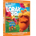 The Lorax Blu-ray Box Art Small