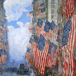 The_Fourth_of_July,_1916_Childe_Hassam