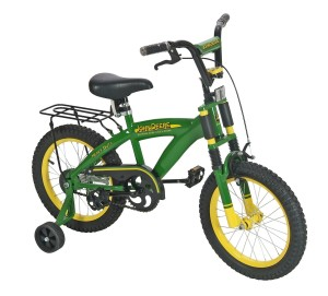 "John Deere Heavy Duty 16"" Bicycle"
