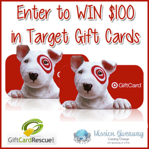 GiftCardrescue.com Giveaway Prize