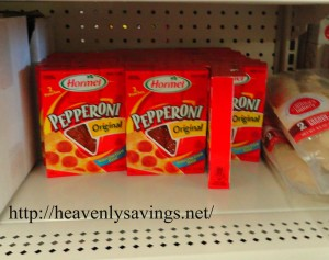 HormelPepperoni Dollar Tree