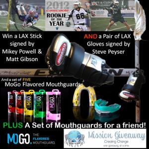MoGo Sport Giveaway Prize