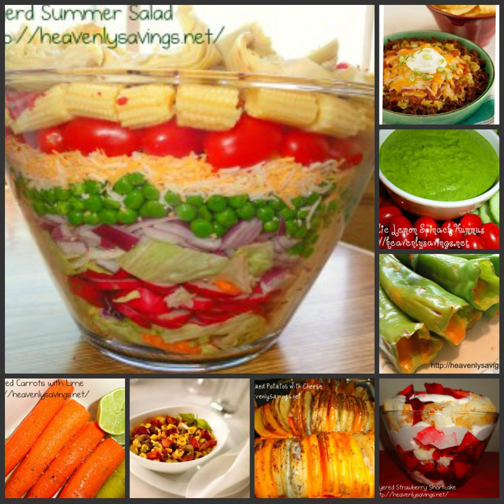 Easy potluck recipes main dish