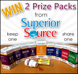 Superior Source Prize Pack