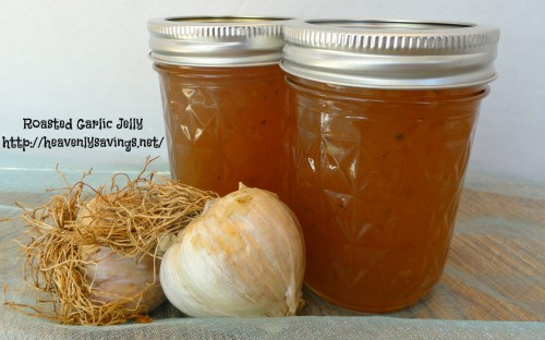 Roasted Garlic Jelly Recipe