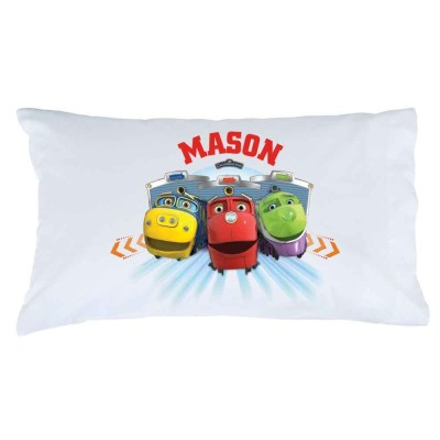 Chuggington Trainee Tracks Pillowcase just $12.01 after coupon code