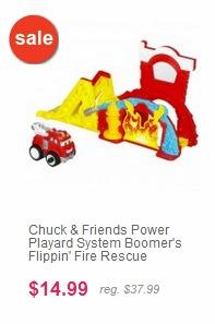 Chuck & Friends Toy Deals