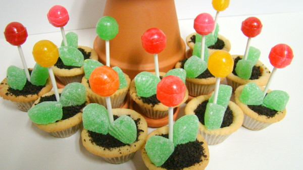 Tulip Cookie Cups