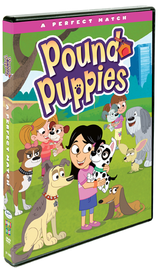Pound Puppies A Perfect Match