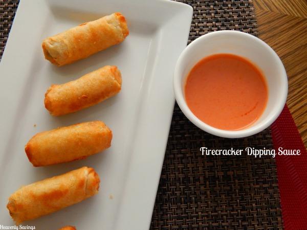 Firecracker Dipping Sauce