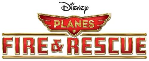 Planes Fire & Rescue logodone
